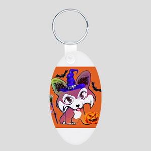 Halloween Corgi Keychains