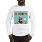 Veggy Hunter Long Sleeve T-Shirt