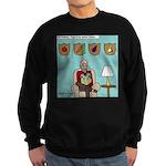Veggy Hunter Sweatshirt (dark)