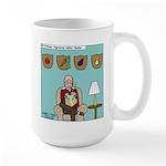Veggy Hunter Large Mug