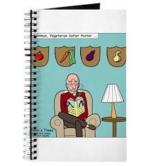 Veggy Hunter Journal