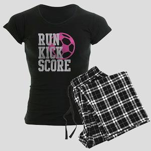 run-kick-score-darks Women's Dark Pajamas