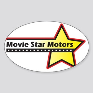 MSMgoodlogo Sticker (Oval)
