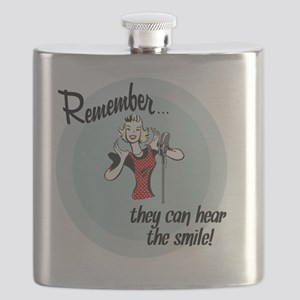smile Flask