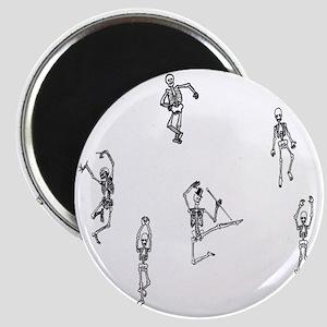 2-skeletons dancing Magnet