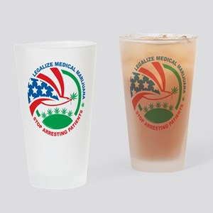 Legalize-Marijuana-Stop-Arresting-P Drinking Glass