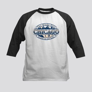 Chicago Oval Kids Baseball Jersey