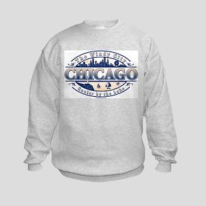 Chicago Oval Kids Sweatshirt