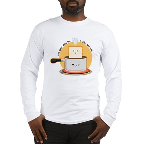 Make-ramen Long Sleeve T-Shirt
