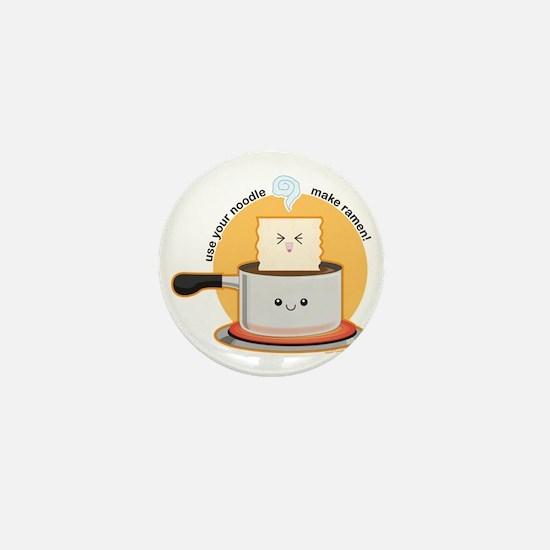 Make-ramen Mini Button