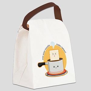 Make-ramen Canvas Lunch Bag