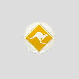 Roo Sign Mini Button