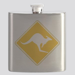 Roo Sign Flask