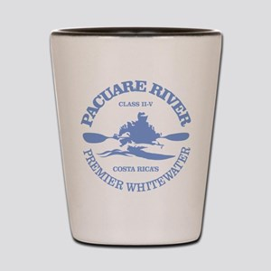 Pacuare River Shot Glass