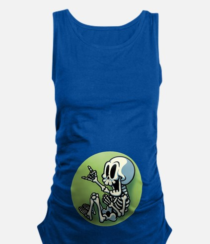 Zombaby Maternity Tank Top