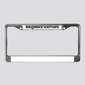rw5 License Plate Frame