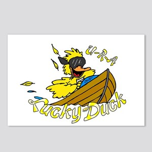 LD Boater Postcards (Package of 8)