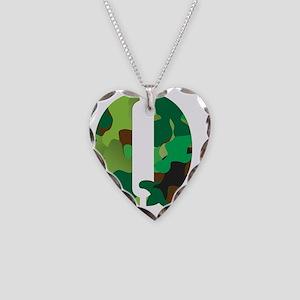 2-q Necklace Heart Charm