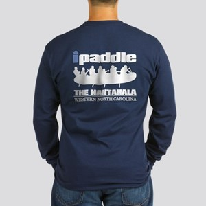 Ipaddle Raft (nantahala) Long Sleeve T-Shirt