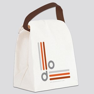 Mode Logo_Ext_grys-orng-grad1 Canvas Lunch Bag