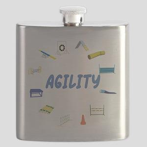 Agility Equipment Circle Flask