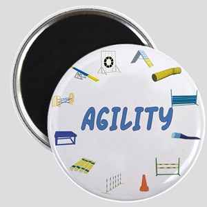 Agility Equipment Circle Magnet