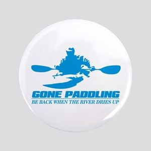 """Gone Paddling 3.5"""" Button"""
