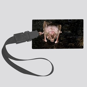 Vampire Bat 4394 for Greeting Ca Large Luggage Tag