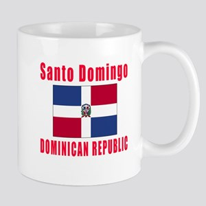 Santo Domingo Dominican Republic Designs Mug