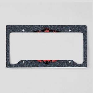 rock-hand-nudes-OV License Plate Holder