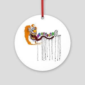 sweetooth0shirt Round Ornament