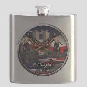 NOT FORGOTTEN Flask