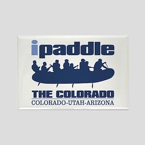 ipaddle raft (Colorado River) Magnets