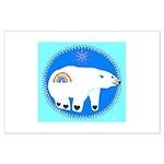 Polar Bear Large Poster