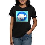 Polar Bear Women's Dark T-Shirt