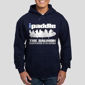 ipaddle raft (Salmon River) Hoodie