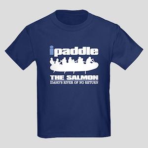 ipaddle raft (Salmon River) T-Shirt
