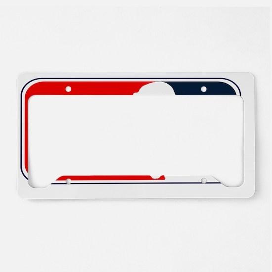 MLS4 License Plate Holder