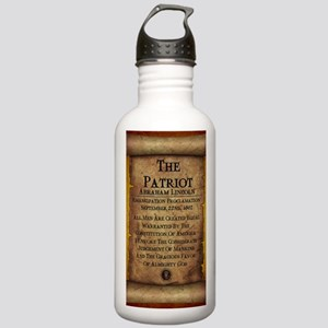 Emancipation Proclamat Stainless Water Bottle 1.0L