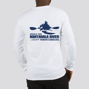 Paddle The Nantahala Long Sleeve T-Shirt