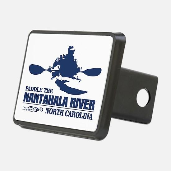 Paddle the Nantahala Hitch Cover
