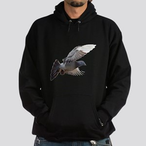 pigeon fly to love joy peace Hoodie