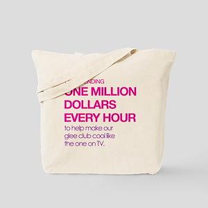 ONEMILLION_GLEE magpurp Tote Bag