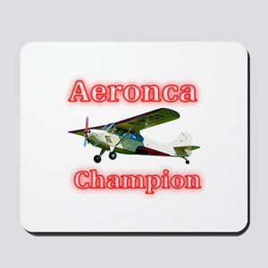 Aeronca Champion Mousepad
