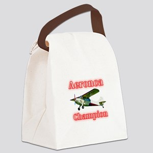 Aeronca Champion Canvas Lunch Bag