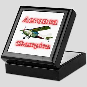 Aeronca Champion Keepsake Box