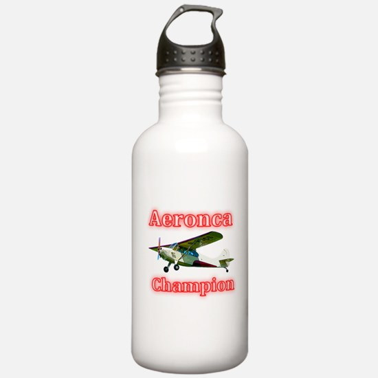 Aeronca Champion Water Bottle