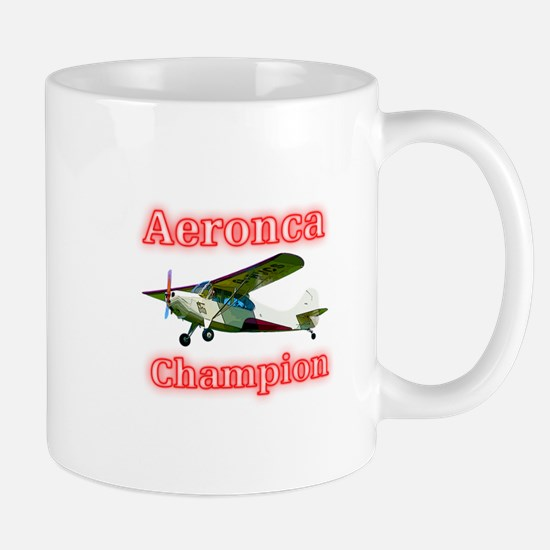 Aeronca Champion Mugs