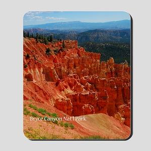 Bryce Canyon National Park Mousepad