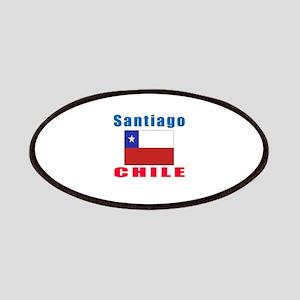 Santiago Chile Designs Patches